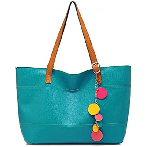 M-Queen PU in pelle grande Tote Bag Should bag Borsa