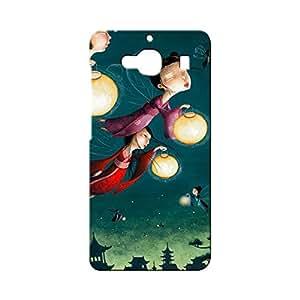 BLUEDIO Designer 3D Printed Back case cover for Xiaomi Redmi 2 / Redmi 2s / Redmi 2 Prime - G7684