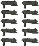 LEGO® Star WarsTM/ Little Arms set des armes: 10x Clone Blaster pour les figures de Star Wars