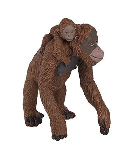 Safari WS Jungle Orangutan Mother and Baby (Jungle Orangutan)