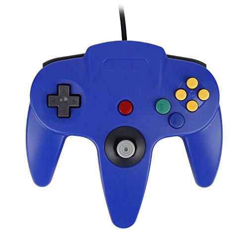 Gamepad Controller, Tsing Wired Klassischen Gamepad Joypad, Nur für Nintendo 64 N64 Kein USB