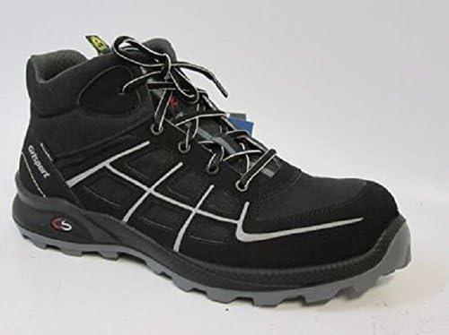 Grisport grs702 – 44 acción botas de seguridad, tamaño: 44, negro (Pack de 2)