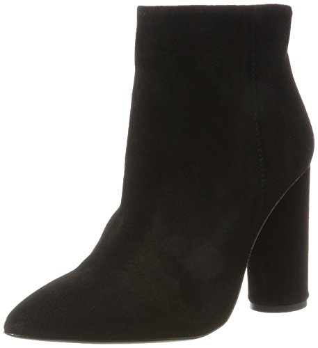 SELECTED FEMME Sfalexandra Round Heel Suede Boot, Bottes