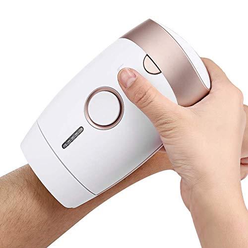 ZNDDB Epilationsgerät, Body Epilator, Painless, geeignet für Face/Bikini Area/Armpit/Hand-Held, 5-Gang-Beleuchtung Adjustable