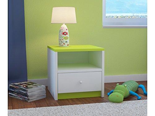 Children's Beds Home Mesita de Noche para niños Babydreams para niños, niños,...