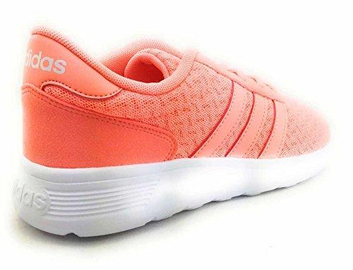 adidas Lite Racer W, Sneaker Bas du Cou Femme Orange (Brisol/brisol/ftwbla)