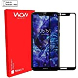 [ INSTOCK ] Original Premium Nokia 5.1 + Tempered Glass – WOW Imagine Premium Full Glue 5D Full Edge-to-Edge Screen Protection Tempered Glass For Nokia 5.1 Plus [ SPECIAL LIMITED PERIOD INTRODUCTORY PRICE ]