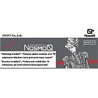 Preisvergleich für [NosmoQ] Herbal Sticks, Kräuterzigaretten,1 pack (20 Sticks), Rose-Geschmack, Non-Tabak, Kein Nikotin, Keine süchtig...
