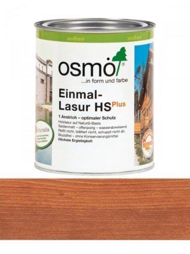 OSMO Einmal-Lasur HS Plus 750ml Mahagoni 9232