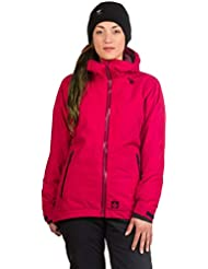 Sweet Protection Nightingale–Jacket Rubus Red 17/18, color rubus/red, tamaño medium