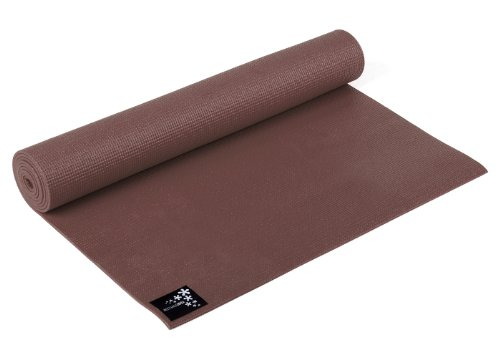 Yogistar Basic - Esterilla de yoga, color marrón