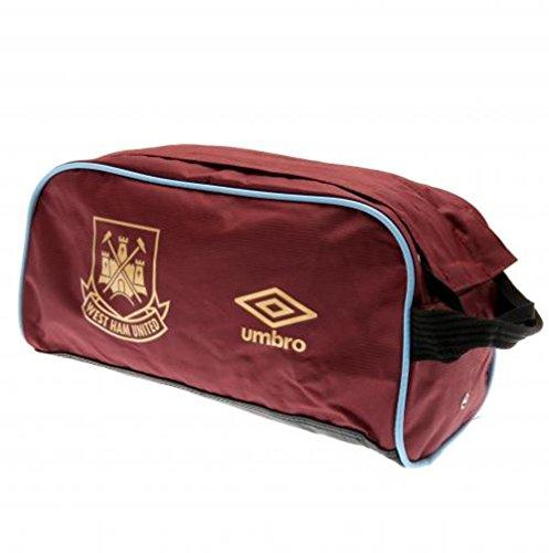 WEST HAM UNITED BOOT BAG SHOE BAG SPORTS BAG UMBRO by West Ham United F.C.