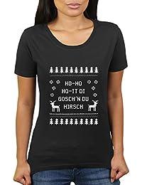 dad603740166 Suchergebnis auf Amazon.de für  HIRSCH - Tops, T-Shirts   Blusen ...