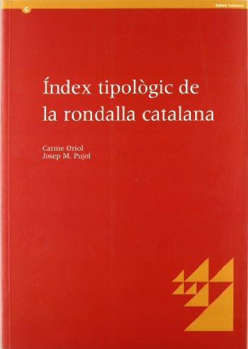 Índex tipològic de la rondalla catalana (Materials d'Etnologia de Catalunya)