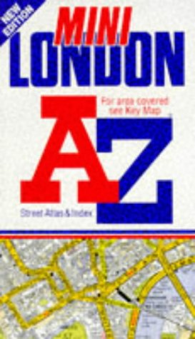 A. to Z. Mini London Street Atlas