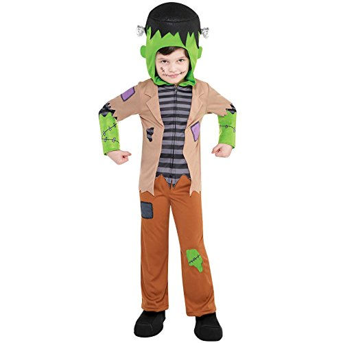 Monster Boy Costume Age 4-6 Years