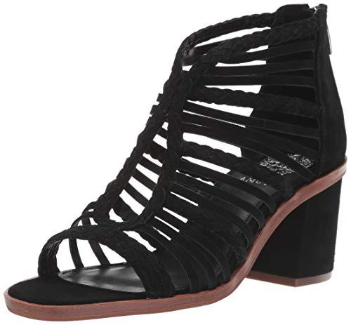 Vince Camuto Damen KESTAL Sandalen mit Absatz, Schwarz 02, 36 EU (Vince Camuto-riemchen-sandalen)