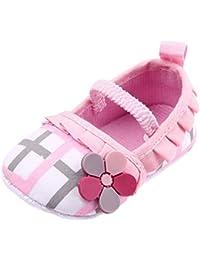 EOZY Ballerine Baptême Naissance Chaussure Princesse Premier Pas Bébé Fille 0-12mois