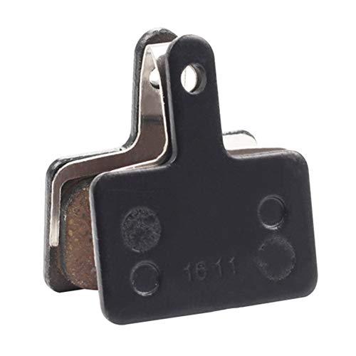 8Eninine Pastiglie per Freni a Disco per Bicicletta in Resina di Alta qualità P180Bp per Sram Avid MTB Black