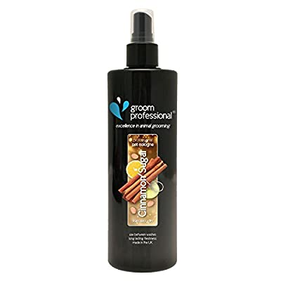 GROOM PROFESSIONAL Cologne, 500 ml, Cinnamon Sugar from Groom Professional