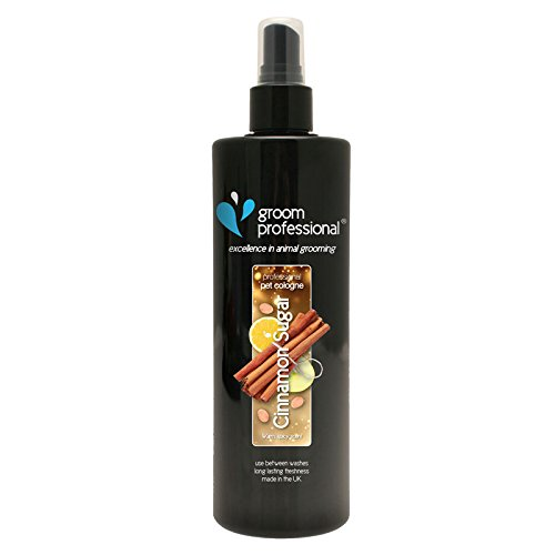Groom Professional Köln, 500ml, Zimt Zucker - Parfum Köln