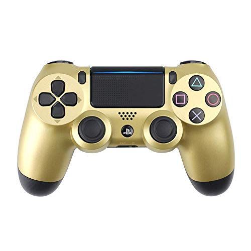 overlookTW Controller Wireless per PS4, Controller per Joystick Playstation 4, Bluetooth Gamepad Controller Wireless DualShock Controlli Classici Gamepad Wireless Compatibile per Sony Playstation 4