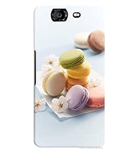 GADGET LOOKS PRINTED BACK COVER FOR Micromax A350 Canvas Knight MULTICOLOR