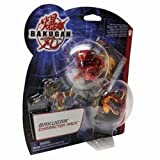 Spinmaster Cofanetto Personaggio Bakugan
