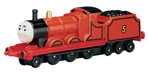 James the Red Engine From Thomas the Tank Engine by ERTL - The Ertl Tank Engine Thomas