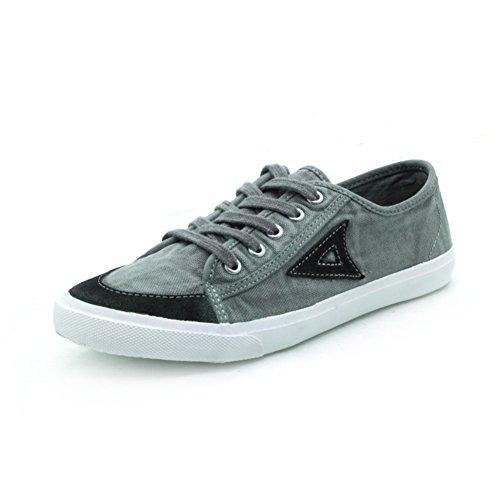 Les chaussures de toile d'automne/Sneakers haut bas/Fond plat sangle respirante chaussure/Chaussures pour femmes B