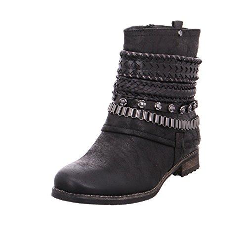 BULLBOXER 048698f6t, Bottes pour Femme Noir