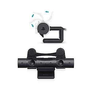 Lens Cap für PlayStation Kamera – ElecGear PS VR Schutz Abdeckung Hülle Privatsphäre zum Aufklappen, Objektiv Deckel Objektivkappe, Privatsphäre mit Staub Beweis Cover for PS4 Camera