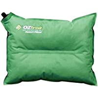Oztrail - Almohada auto-inflable de viaje Resort ACS-TPR-B Resort Self Inflating Pillow, autohinchable, auto-inflado