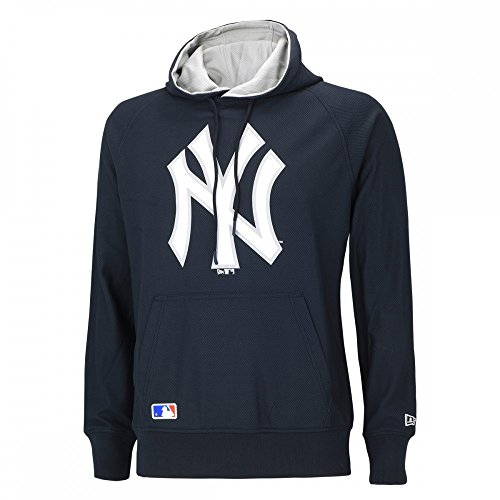New Era MLB NEW YORK YANKEES Diamond Era Pullover Hoodie, Größe:S