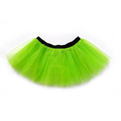 Dreamdanceworks - Jupe de sport - Femme Taille Unique green