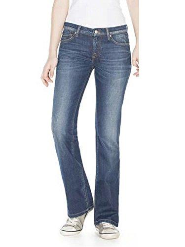 LTB Damen Jeans Cristia Slim Flare finlay wash, Größe:W 30 L 36;Farbe:finlay wash (4515) (5-pocket-flare Jeans)