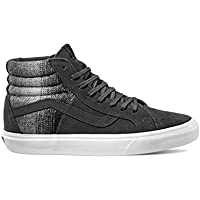 VANS Sk8-Hi 46 DX (Mountain Plaid) Gray 40 eur 7,5 us 6,5 uk 25,5 cm scarpe shoes