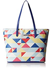 Caprese Women's Tote Bag (Blue)