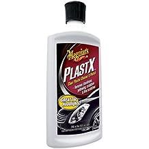 Meguiars PlastX - Producto de limpieza para plástico (296 ml)