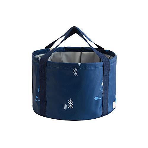 Wuxi Chuannan Cubo Plegable para Camping, portátil, Multifuncional, Plegable, para Lavabo al...