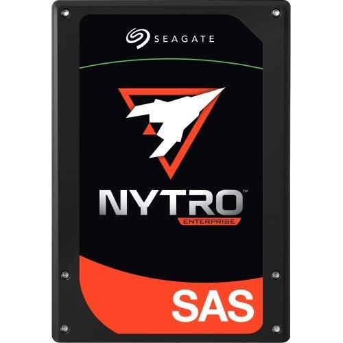 "SEAGATE Nytro 3000 1 6TB XS1600LE10013 - SEAGATE Nytro 3000 SAS 1.6TB SSD 2.5"" (XS1600LE10013)"