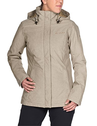 VAUDE Damen hardshelljacke Limford Jacket II Nougat