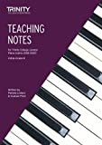 Piano Teaching Notes 2018-2020 (Piano 2018-2020)