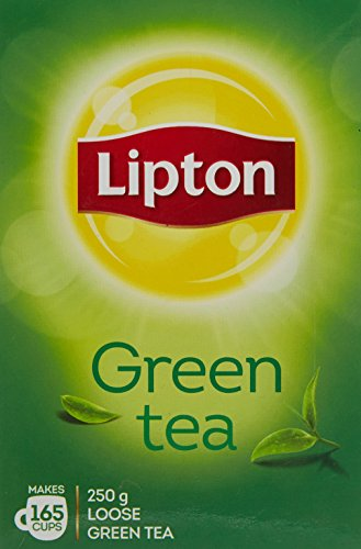 Lipton Loose Leaf Green Tea, 250g
