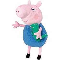 Peppa Pig 84256 - Peluche George con voz