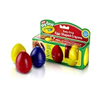 My First Crayola Egg-Shaped Crayons
