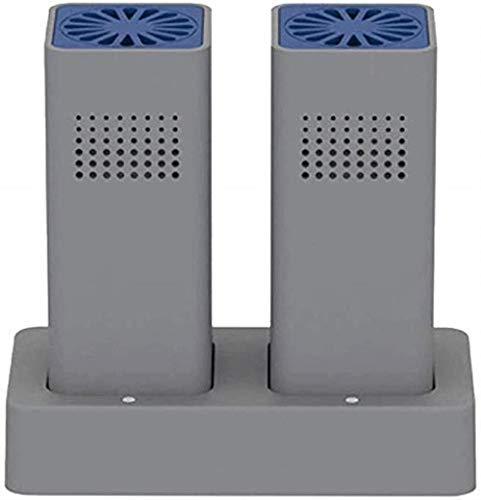LXTIN Zapato Secadora Secadora Calzado Zapatos cálido inalámbrico portátil Zapatos Bota Secador Calentador...
