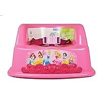 The First Years Y9090 - Disney Princess Sitzerhöhung, 3-Punkt-Sitzgurt, tragbar und ideal für unterwegs