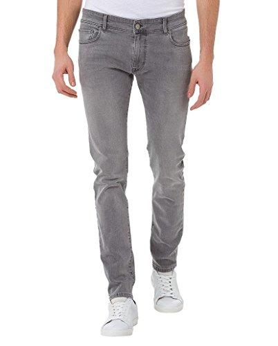 Cross Herren Jeans Eddie Skinny Fit - Grau - Light Grey Light Grey (030)