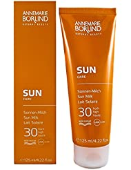 Annemarie Börlind Sun Care unisex, Milk SPF30, 1er Pack (1 x 125 ml)